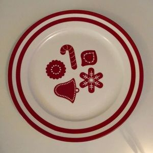 Other - Holiday Plate by Indigo